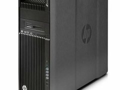 Workstation HP Z640 Tower, 2 Procesoare Intel Quad Core Xeon E5-2637 v3 3.5 GHz, 32 GB DDR4 ECC, 600